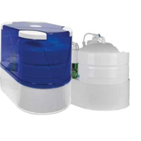 Aquaturk Aquatürk Prizma Premium Kompakt Su Arıtma Cihazı (3-05-Prz-In)Mavi