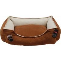 Lepus Soft Plus Köpek Yatağı Kahverengi XL 27 x 92 x 68 cm