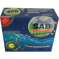 Sab Sabunmatik Konsantre Bulaşık Tozu 600 gr