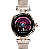 Lemfo H1 Bayan Akıllı Saat - Gold