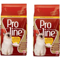Pro Line Tavuklu Yavru Kedi Maması 1.5 kg x 2 Adet