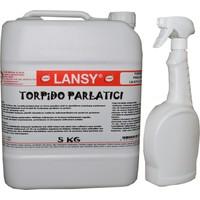 Lansy Torpido Parlatıcı 5 kg + Uygulama Spreyi ve Süngeri