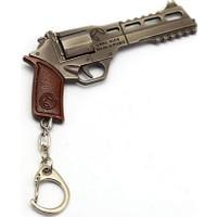 AlpCollection Pubg Fortnite P92 Beretta Pistol Tabanca Metal Anahtarlık