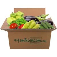 Vitamin Bahçem Sebze Paketi 6 kg