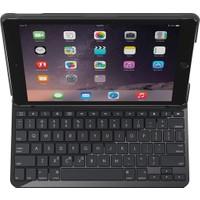 "Logitech Slim Folio 9.7"" iPad 5./6.Nesil Klavyeli Kılıf Siyah İtalyanca 920-008635"