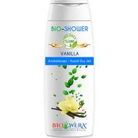 Biowera Bio-Shower - Aromaterapı - Kremli Duş Jeli - Vanilya - 400 ml
