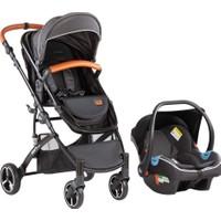 Kraft Most Travel Sistem Bebek Arabası - Siyah