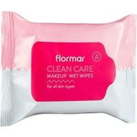 Pretty Flormar Clean Care Makyaj Temizleme Mendili 20 Li
