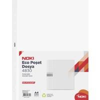 Noki Poşet Dosya Eco 100 Lü 4830