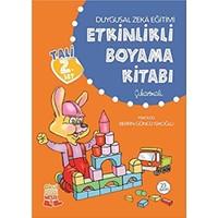 Tali - Duygusal Zeka Eğitimi Etkinlikli Boyama Kitabı - Berrin Göncü Işıkoğlu