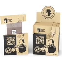 Kahvegibikahve 10'lu Klasik Pratik Filtre Kahve