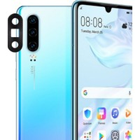 Microlux Huawei P30 Kamera Koruyucu Tam Kaplama