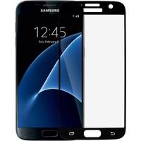 Microlux Samsung S7 SM-G930 Ekran Koruyucu 9D Tam Kaplama
