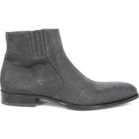 Shoemol 9918 - Siyah Vero Cuoio Erkek Ayakkabı