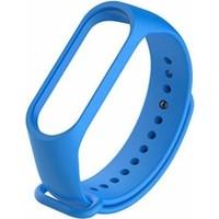 Nomino Mi Band 3/4 Akıllı Bileklik Kordonu Mavi