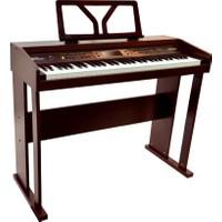 Manuel Raymond MRP3261WN 61 Tuş Kahverengi Dijital Piyano (Silent)