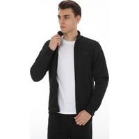 adidas E 3S Tt Trıc Erkek Spor Sweatshirt Siyah