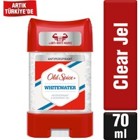 Old Spice Clear Jel 70 ml Whitewater