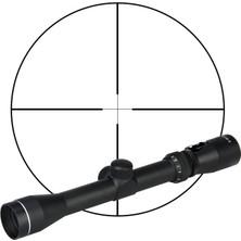 Nikula 3-9 x 32 Zoomlu Tüfek Dürbün