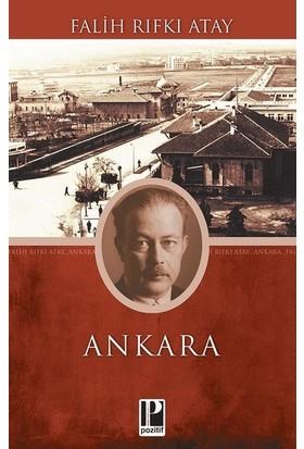 Ankara - Falih Rıfkı Atay