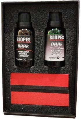 Slopes Dark Premium Glass Coating Çift Kat Seramik Kaplama