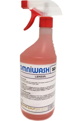 Lekesil Leke Temizleyici 1000 ml Sd-95 Omniwash