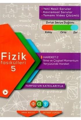 Fiziksel Alan Yayınları Fizik Fasikülleri 5 Hareket 2 - Zeynep Usman