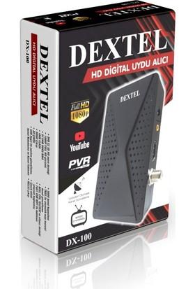 Dextel DX-100 Full Hd Tkgs Li 1080P Uydu Alıcı