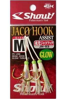 Shout Jaco Hook Glow Assist Olta Iğnesi