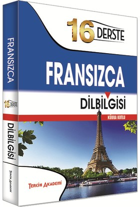 Tercih Akademi Fransızca Dil Bilgisi 16 Derste