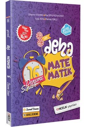 Öncelik Yayınları Deha 8. Sınıf Matematik 16 Deneme Sınavı