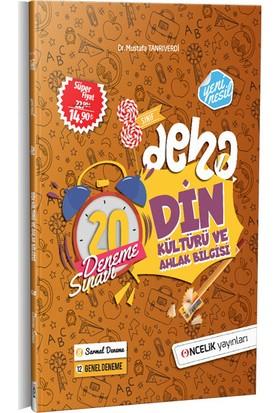 Öncelik Yayınları Deha 8. Sınıf Din Kültürü ve Ahlak Bilgisi 20 Deneme Sınavı