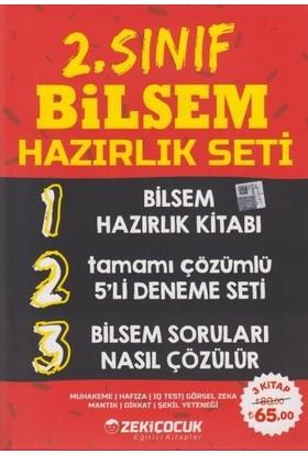 Zeki Çocuk Yayınları 2. Sınıf Bilsem Hazırlık Seti