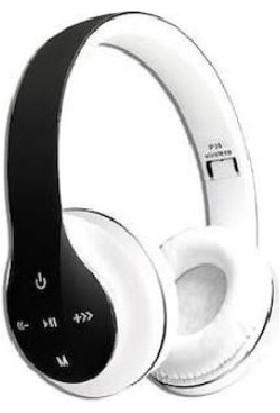 Mastek Sbees TB-5 5.0 + EDR Bluetooth Kulak Üstü Kulaklık - Beyaz