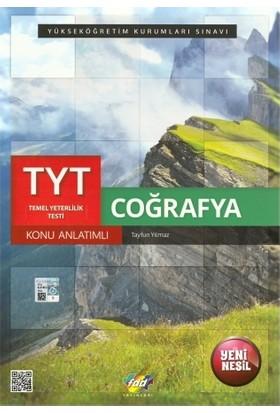FDD Yayınları TYT Coğrafya Konu Anlatım