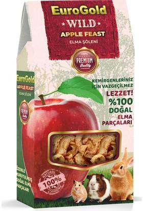 Eurogold Wild Apple Feast Kemirgen Yem Katkısı 70 g