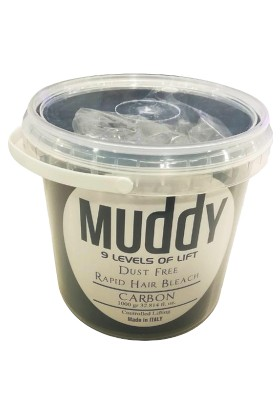 Muddy Açıcı Carbon Gri 9 Level 1000 ml