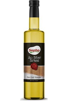 Sopho Hot Chili Vinegar 500 ml Acı Biber Sirkesi