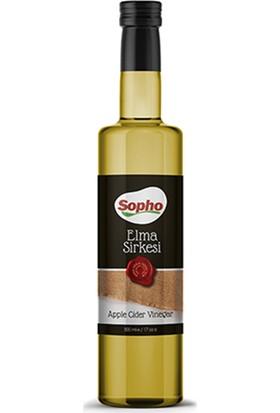 Sopho Apple Cider Vinegar 500 ml Elma Sirkesi