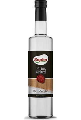 Sopho Rıce Vinegar 500 ml Pirinç Sirkesi