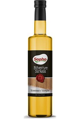 Sopho Rosemary Vinegar 500 ml Biberiye Sirkesi