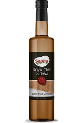 Sopho Dark Malt Vinegar 500 ml Koyu Malt Sirkesi
