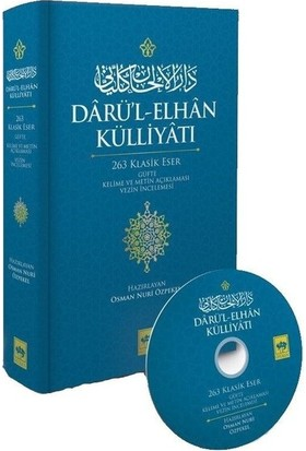 Dârü'L-Elhân Külliyatı - Osman Nuri Özpekel