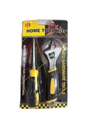 Home Tool Kit Kurbağacık Tornavida Seti