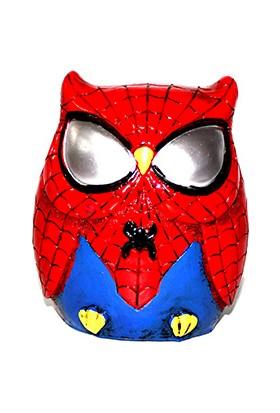 Maker Design Eğlenerek Para Biriktirme Alışkanlığı Kazandıran Spider Owl Kumbara