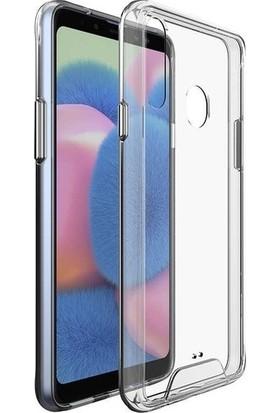 Fujimax Samsung Galaxy A81/Note 10 Lite Gard Darbe Emici Özellikli Sert + Yumuşak Silikon Kılıf