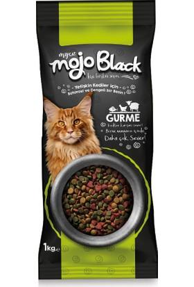My Cat Mojo Black Gourme Kedi Maması 1 kg