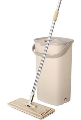 Vichy Tablet Mop Magic Flat Mop 5 lt Çift Hazneli Musluklu