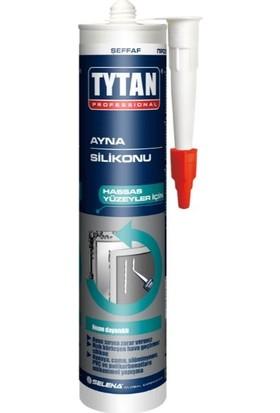 Tytan Professional Ayna Silikonu Şeffaf 310 ml