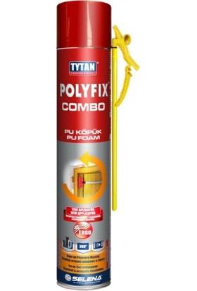 Tytan Professional Polyfix Combo Pu Köpük Ergo Pipetli 750 ml